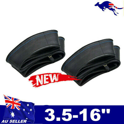 "2Pcs 110/90 - 16"" inch Inner Tube 50-150cc PIT PRO Trail Dirt Bike Motorcycle"
