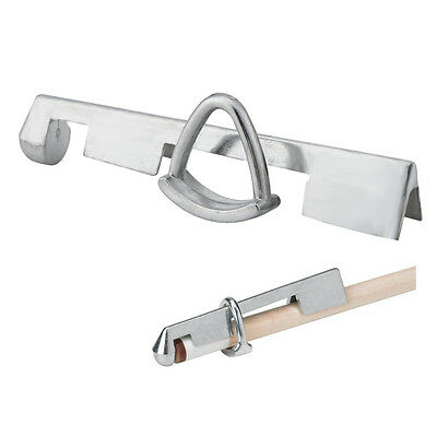 1pc Aluminum Pool Cue Tip Repair and Replacement Stick Clamp Tool Silver