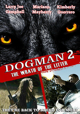 Dogman 2: Wrath Of The Litter (2016, DVD NUOVO) (REGIONE 1)