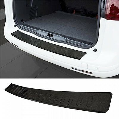 Ford Kuga MK1 1 I 08-12 Rear Bumper Protector Guard Trim Cover Steel Black-