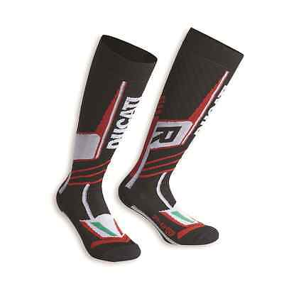 % SALE%  Original Ducati Performance V2 Funktionssocken / Socken