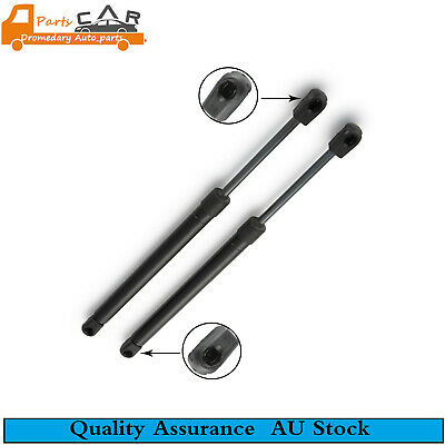 For Holden Commodore Boot Gas Struts With Spoiler VT VX VY VZ '97-'06 Pair New