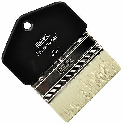Liquitex Freestyle Large Scale Brush Paddle 4-Inch New