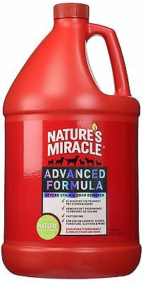 Nature's Miracle Advanced Stain and Odor 1 Gallon New