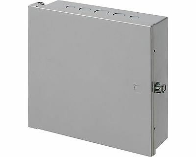 Arlington EB1111-1 Electronic Equipment Enclosure Box 11 x 11 x 3.5 Non-M... New