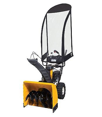 Classic Accessories 52-86-10401-0 Universal 2-Stage Snow Thrower Cab New