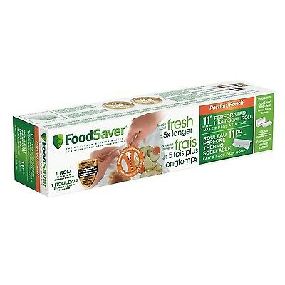 FoodSaver Portion Pouch Roll New
