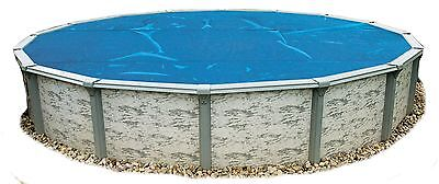 Blue Wave 12-Feet Round 8-mil Solar Blanket for Above Ground Pools Blue New