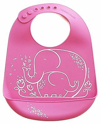 Modern Twist BB07 Bib Elephant Hugs New