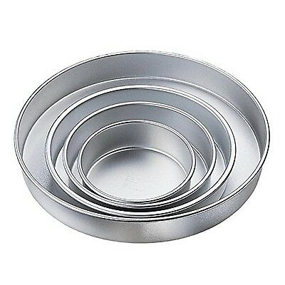 Wilton Performance Pans 3 Inches Deep Round Pan Set New