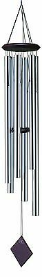 Woodstock Chimes Encore Collection Silver Chimes of Neptune Windchime New