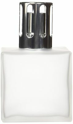 Lampe Berger Paris Cube Frosted White Lamp New