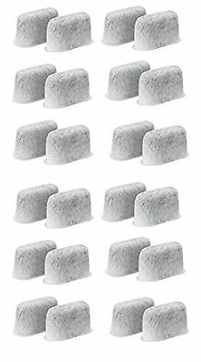 Everyday 24-Pack Replacement Charcoal Water Filters for Cuisinart Coffee ... New