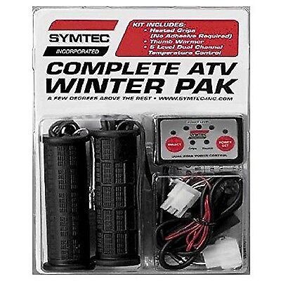 Symtec 215047 ATV Hand Warmers New