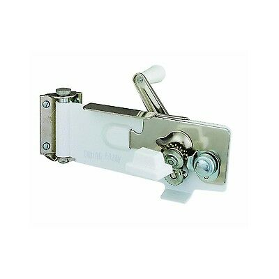 Amco Swing-A-Way 609WH Magnetic Wall Can Opener White 1 New