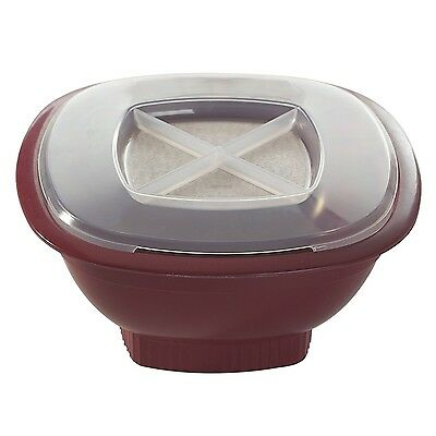 Nordicware 41499 Red Popcorn Popper 12 cups New