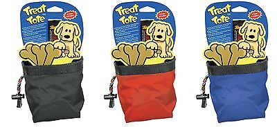 Canine Hardware Treat Tote Large 2 Cup (Colors Vary) New