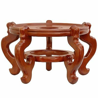 Oriental Furniture Traditional Asian Decor 10.5-Inch Chinese Style Decora... New