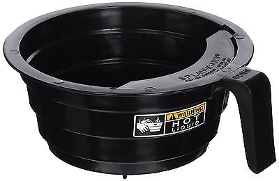 Bunn 20583.0003 Black Plastic Funnel with Decals New