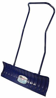 Yukon YPP36KU Snow Pusher 36-Inch Poly Blade Ergo Handle Blue New
