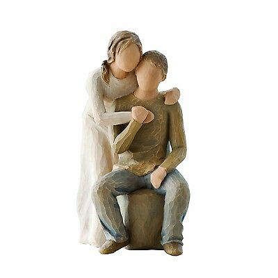 Demdaco DD26439 Willow Tree You and ME Figurine New