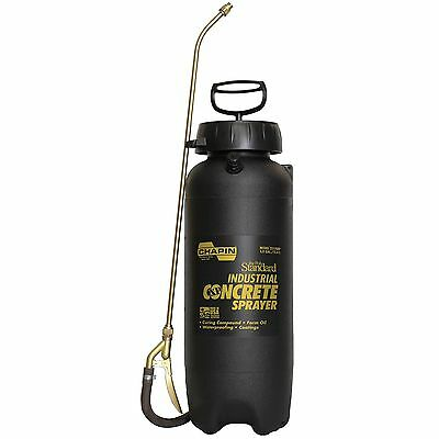 Chapin Industrial 3-Gallon Poly Concrete Sprayer 22170XP New