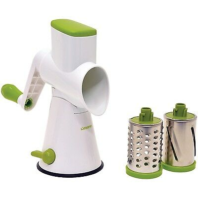 Starfrit 094237 Drum Grater with Suction Base New