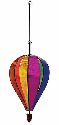 In the Breeze Glitter 6-Panel Hot Air Balloon New