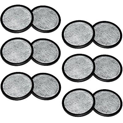 Everyday WWF-12 12-Replacement Charcoal Water Filters for Mr. Coffee Mach... New