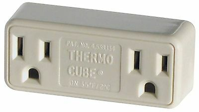 Thermo Cube Farm Innovators Model TC-1 Cold Weather Thermostatically Cont... New
