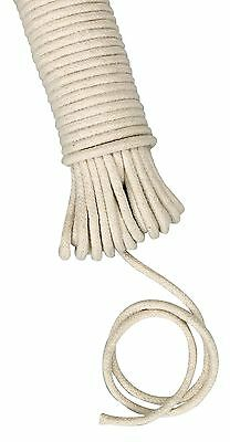 Household Essentials Cotton Clothesline 3/16-Inch Multi 1 New