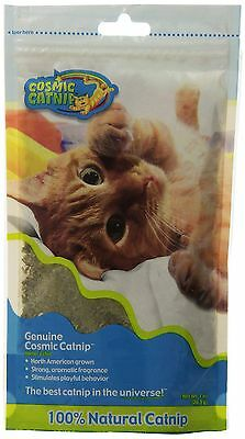 OurPets North American Grown Catnip Bag Guesseted 1 -Ounce New
