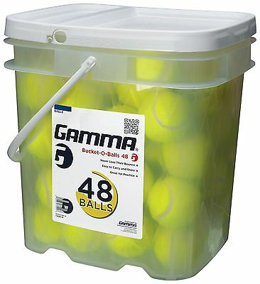 Bucket-O-Balls (48 balls) Yellow New