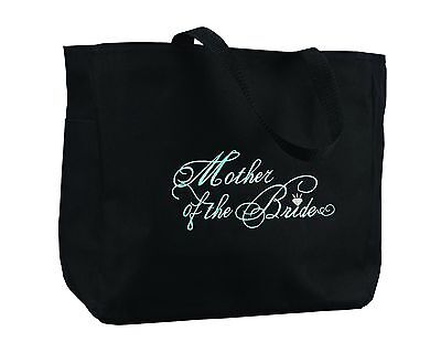 Hortense B. Hewitt Wedding Accessories Mother of The Bride Tote Bag New