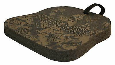 """Northeast Products Therm-A-Seat 1.5in Brown Camo Invision Camo 1.5""""/Large New"""