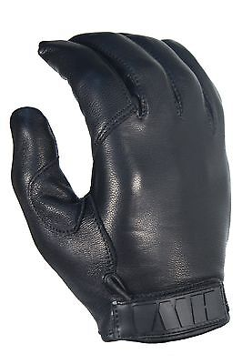 HWI Gear Kevlar Lined Leather Duty Glove Small Black New