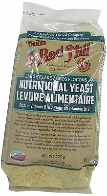 Bob's Red Mill Large Flake Nutritional Yeast 226 gm New