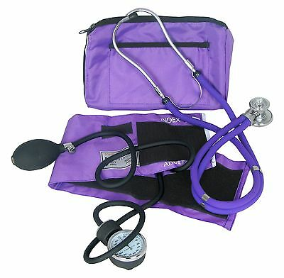 Dixie EMS Blood Pressure and Sprague Stethoscope Kit New