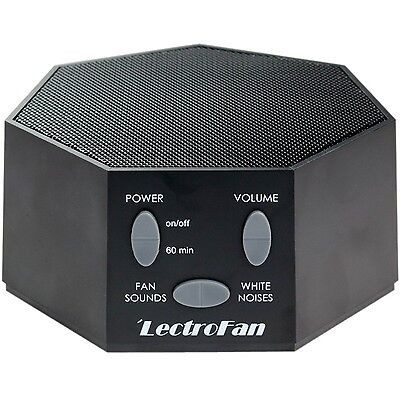 Adaptive Sound Technologies ASM1007-BF Lectrofan Noise and Fan Sound Mach... New