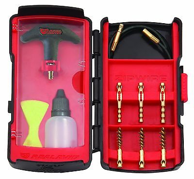 Real Avid Zipwire Rifle Cleaning Kit New