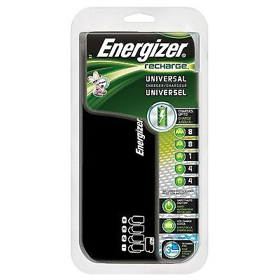 Energizer CHFC /CHFC2 Universal Charger 4 pack New