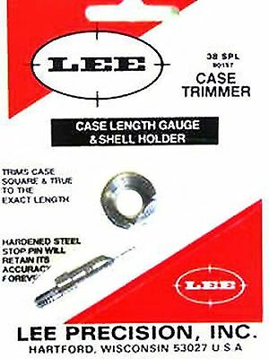 Lee Precision 38 Special Gauge/Holder New