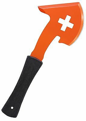 Lansky AX-911 Axe Battle Fire Fighter Black/Orange New