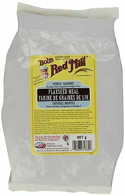 Bob's Red Mill Flaxseed Meal 907 gm New
