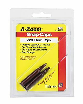 Lyman Products Group A-Zoom Precision Snap Caps 2 Pack New