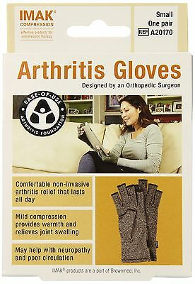 IMAK Arthritis Gloves Small New