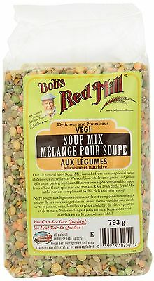 Bob's Red Mill Vegi Soup Mixs 793 gm New