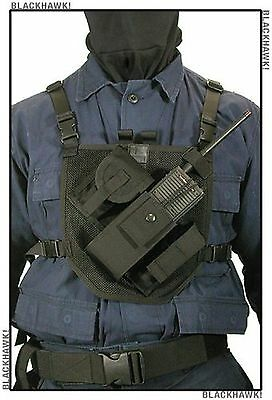BLACKHAWK! Patrol Radio Chest Harness New