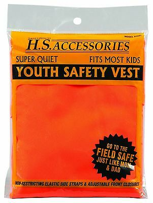 Hunters Specialties Adult Hunters Safety Vest FITS MOST New