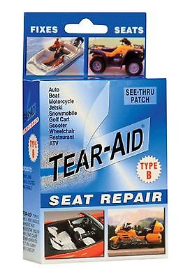 Tear-Aid Repair Patches Type B Vinyl Seat Kit Blue New